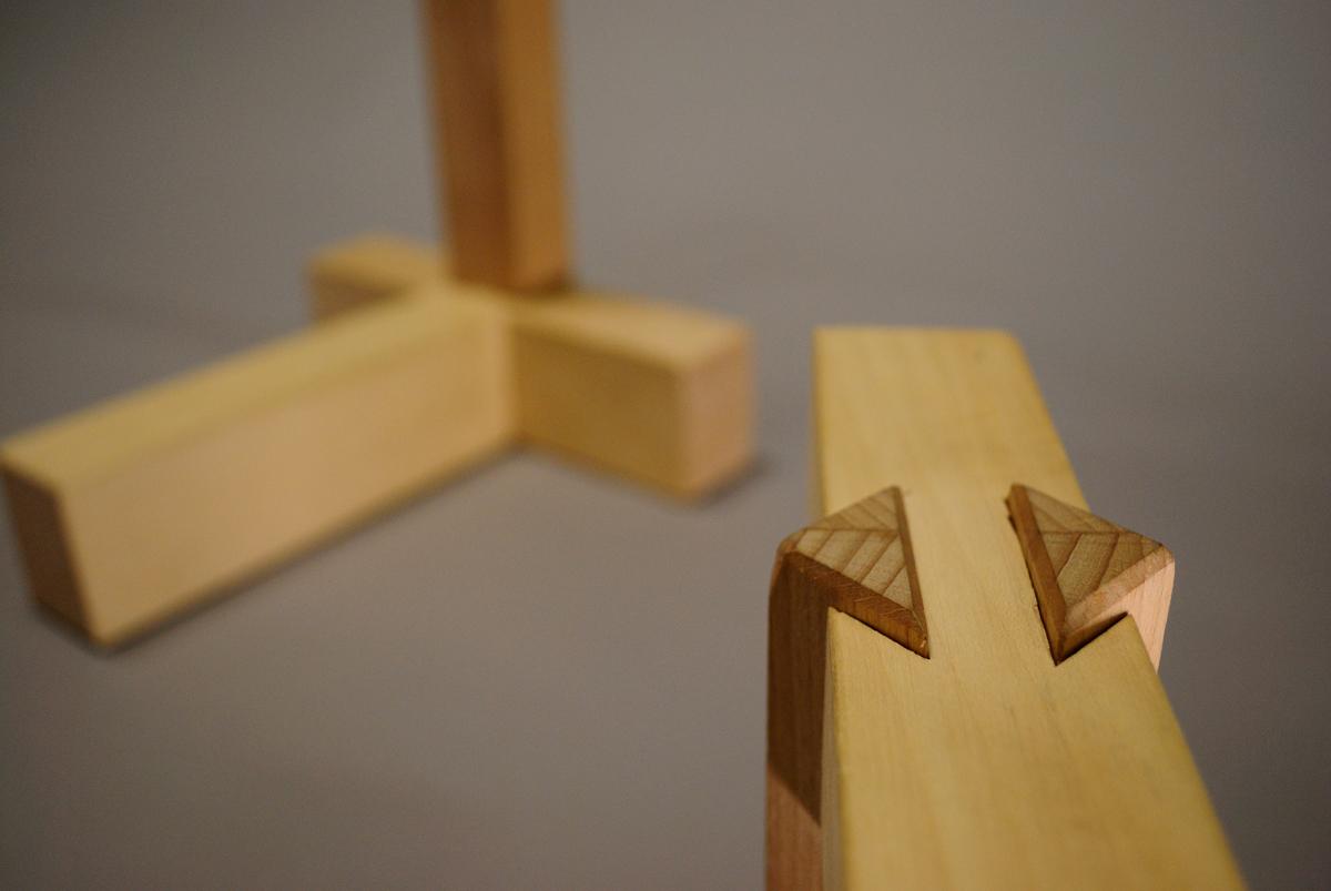 Japanische Holz-Verbindungen – martin phox
