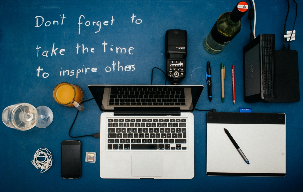 Don't forget to take the time to inspire others, for they will inevitably inspire you!